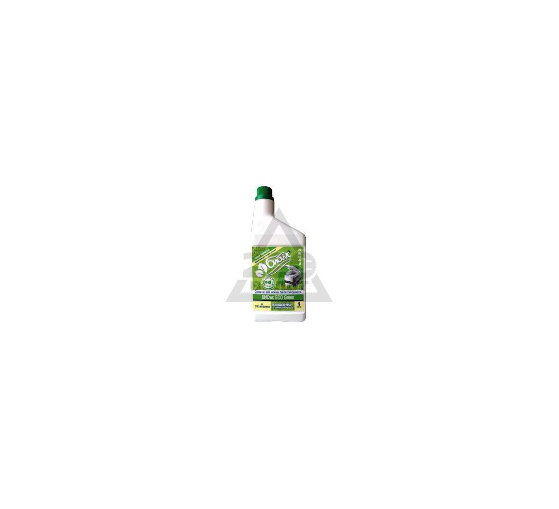 Жидкость БИОwc ECO Green