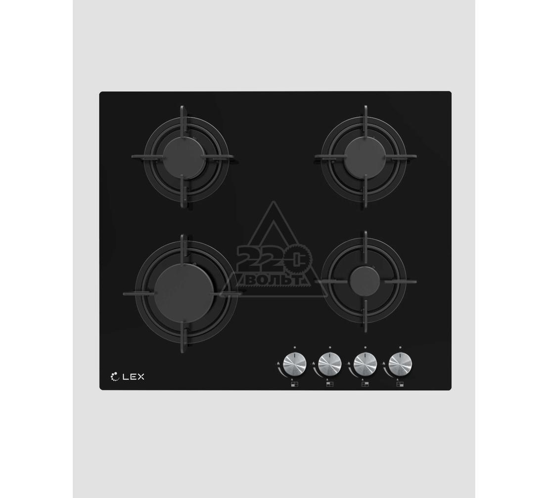 Панель варочная LEX GVG 641 BL