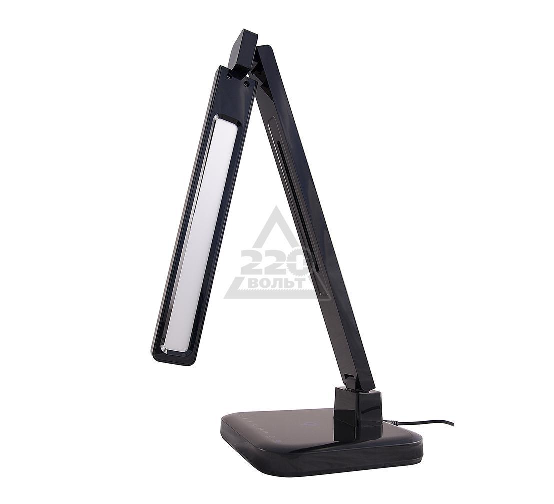 Лампа настольная ЛЮЧИЯ L900 'Smart Qi' черная