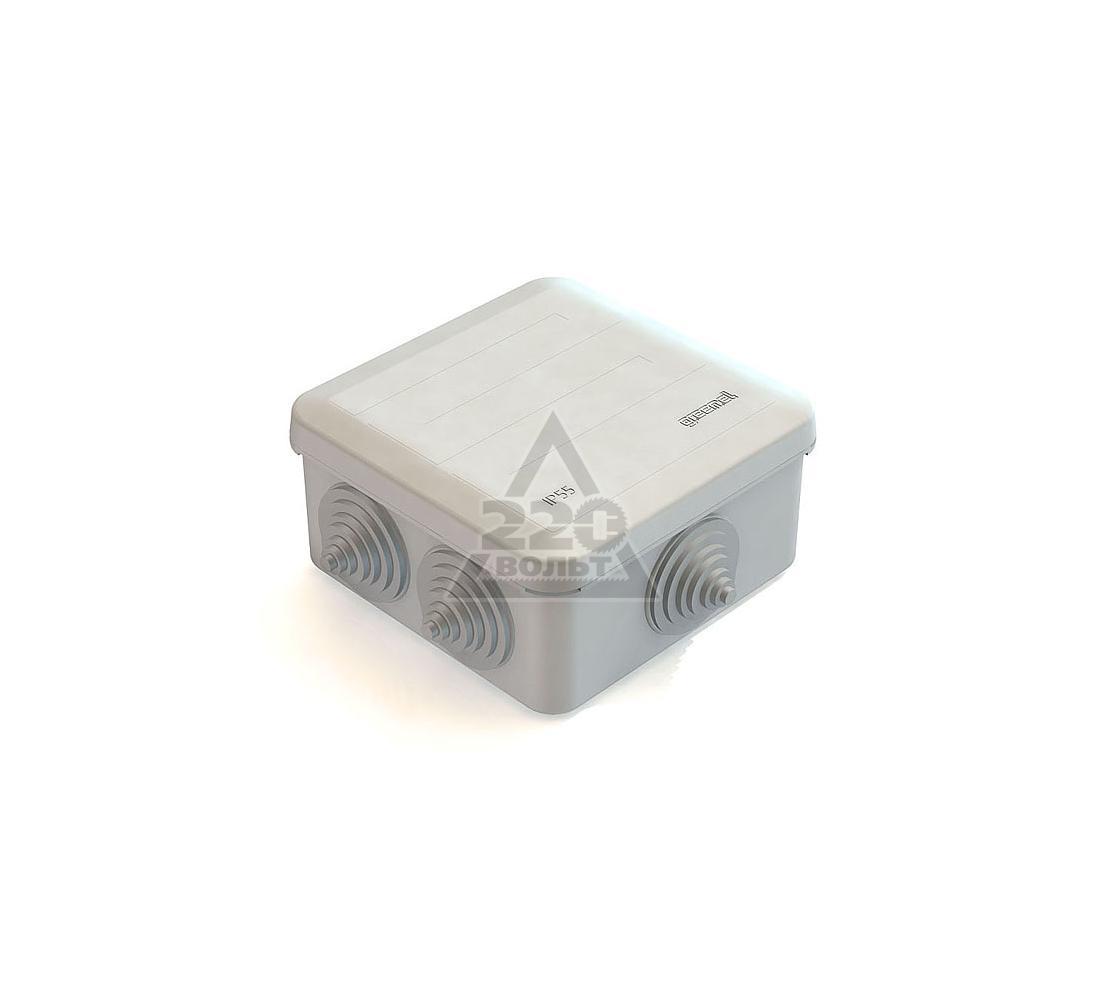 Коробка распаячная GREENEL GE41255