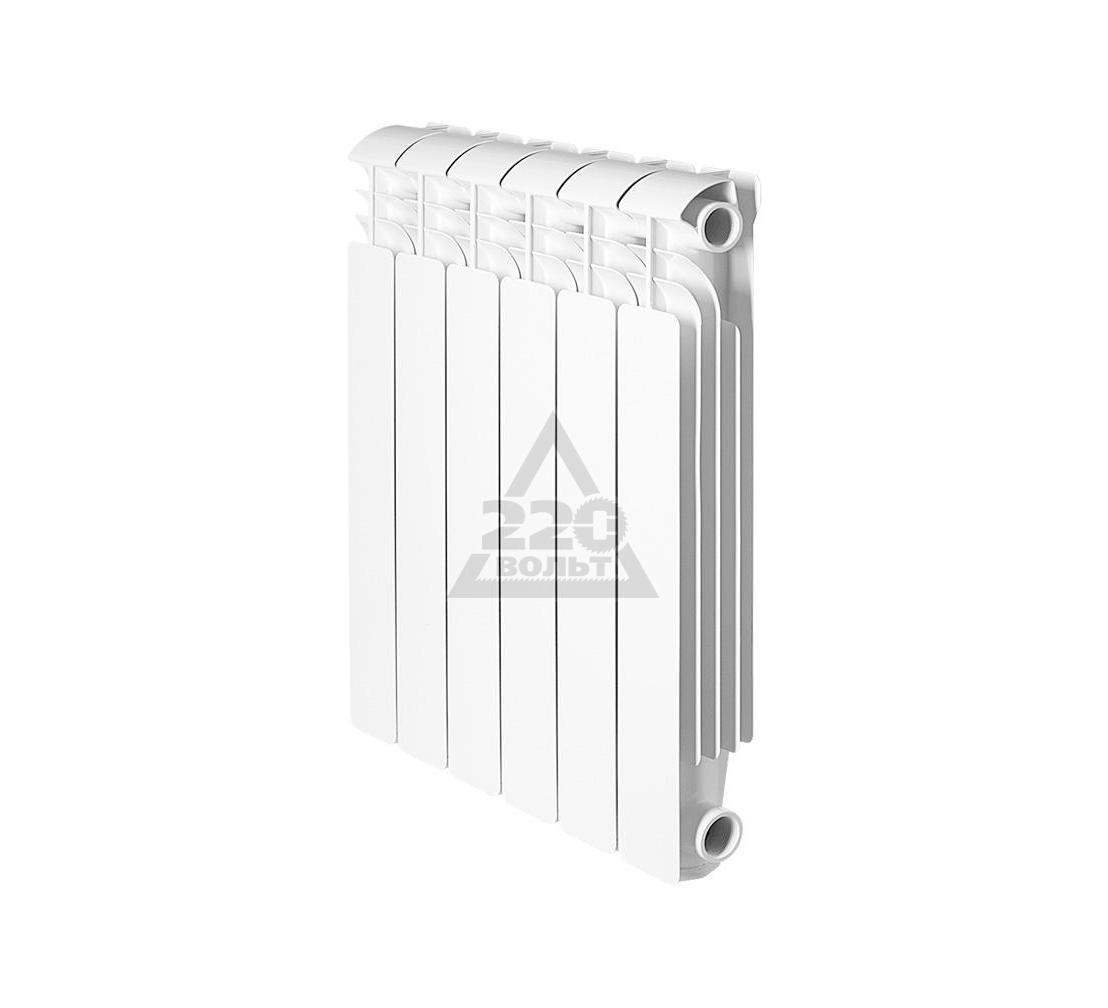 Радиатор отопления алюминиевый GLOBAL ISEO  500 x 10