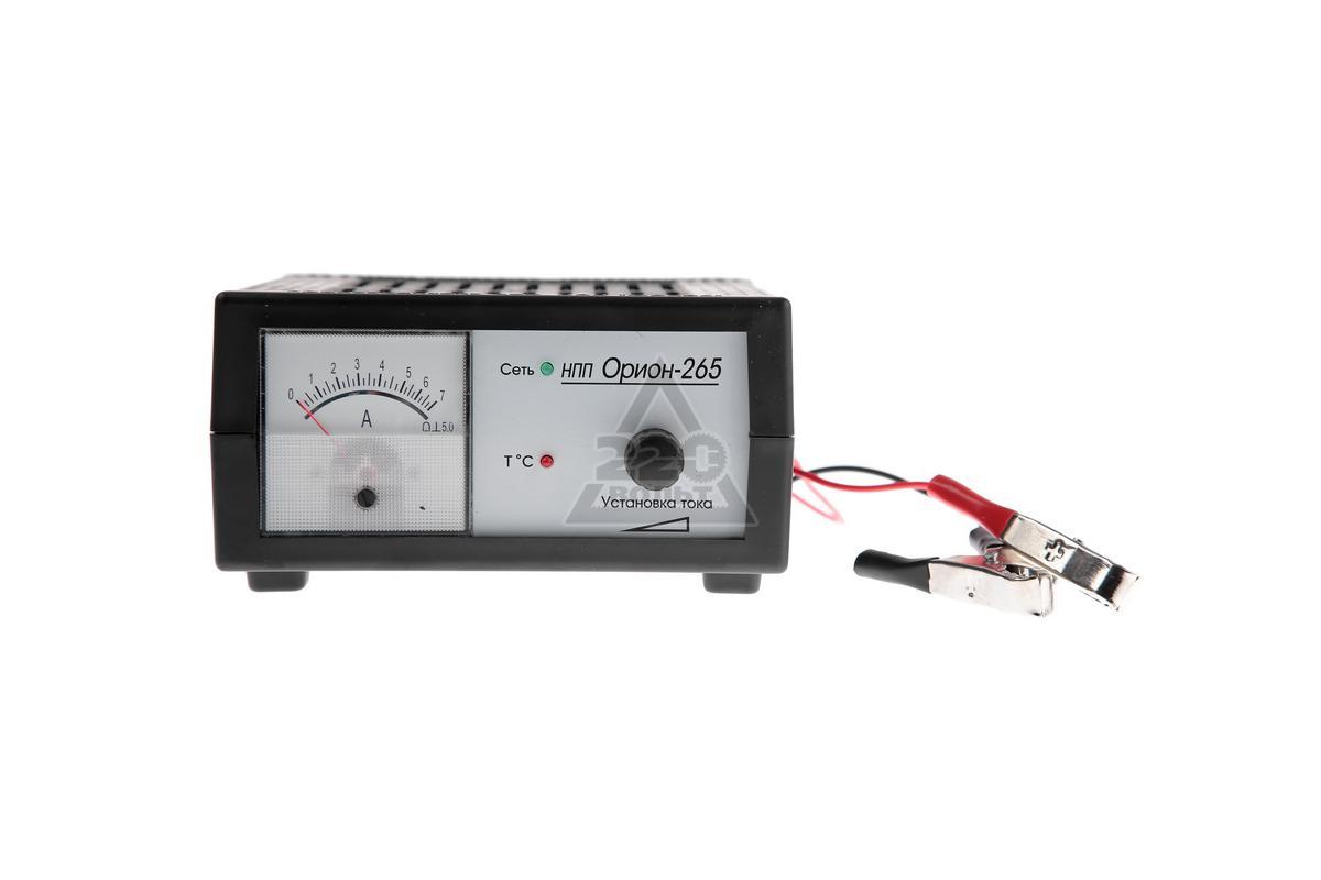 вса-5 км схема зарядные устройства