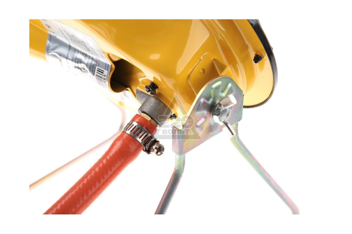 инструкция по установке газового инфракрасного обогревателя