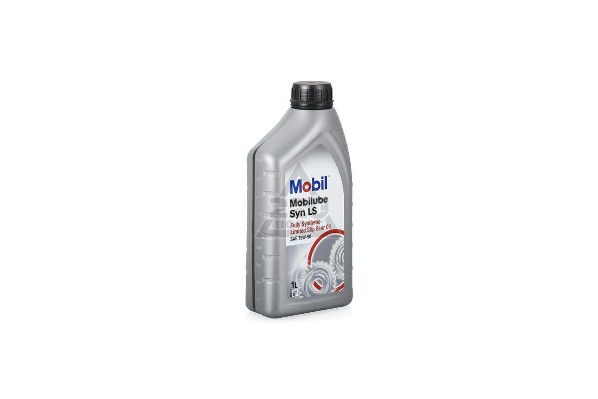 Mobil Mobilube Syn Ls 75W90