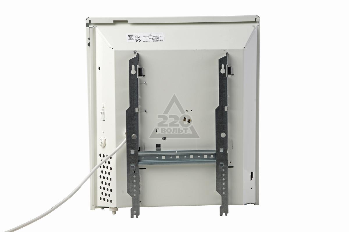 Электрические конвекторы Siemens, каталог моделей ...