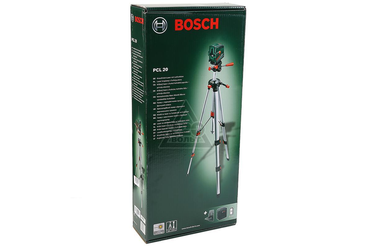 лазерный уровень bosch green pcl 20 инструкция