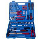 Набор инструментов в чемодане, 99 предметов FIT 65219