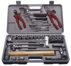 Набор инструментов в чемодане, 30 предметов FIT 65247