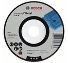 Круг зачистной BOSCH Standard for Metal 125 Х 6 Х 22