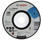 Круг зачистной BOSCH Best for Metal 125 Х 7 Х 22