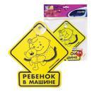 Табличка PHANTOM PH6508 ''Ребёнок в машине''