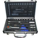 Набор торцевых головок с принадлежностями в чемодане, 54 предмета UNIPRO 20002U