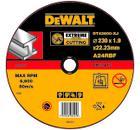 Круг отрезной DEWALT DT43600-XJ