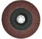 Круг Лепестковый Торцевой (КЛТ) ЛУГА-АБРАЗИВ КЛТ5 115 Х 22 Р120 (№12)