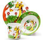 Набор посуды MAYER&BOCH 24020 Жираф