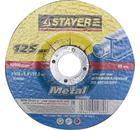 Круг зачистной STAYER MASTER 36228-125-6.0_z01