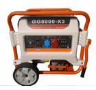 Газовый генератор RUSSIAN ENGINEERING GROUP GG8000-X3