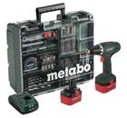 Дрель аккумуляторная METABO BS 12 NiCd