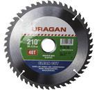 Диск пильный твердосплавный URAGAN 36802-210-30-48