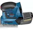Машинка шлифовальная плоская (вибрационная) BOSCH GSS 18V-10 соло 06019D0200