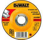 Круг зачистной DEWALT DT42220Z-QZ