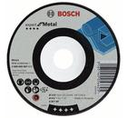 Круг зачистной BOSCH Expert for Metal 115 Х 6 Х 22