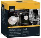Светильник уличный на солнечных батареях GARDMAN Promenade 18093