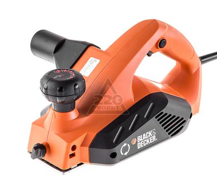 Рубанок BLACK & DECKER KW712