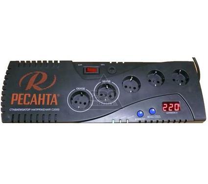 Стабилизатор напряжения РЕСАНТА C 2000
