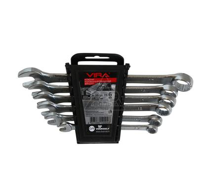 Набор комбинированных гаечных ключей в держателе, 6 шт. VIRA 510106