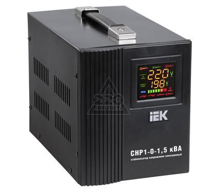 Стабилизатор напряжения IEK ИЭК СНР1-0- 1.5 кВА