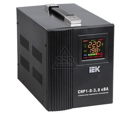 Стабилизатор напряжения IEK СНР1-0- 3 кВА