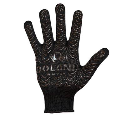 Перчатки ПВХ DOLONI 563  с точкой ПВХ