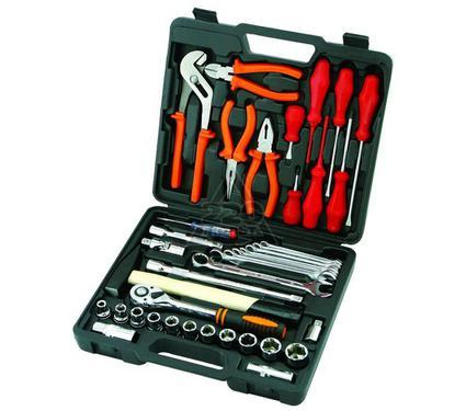 Набор инструментов в чемодане, 39 предметов КРАТОН TS-08
