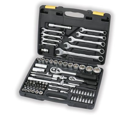 Набор инструментов в чемодане, 82 предмета NAVY IK19-682