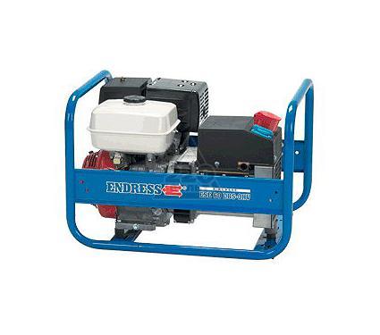 Бензиновый генератор ENDRESS ESE 60 DBS-OHV бензиновый