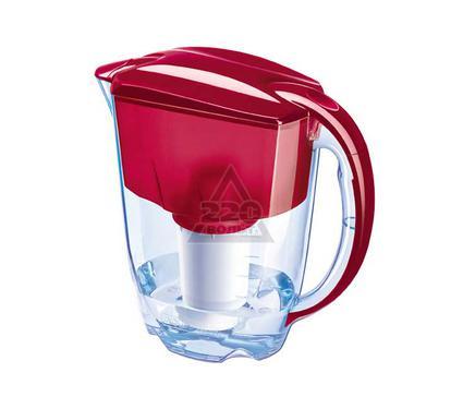 Фильтр для очистки воды АКВАФОР Гратис  красный