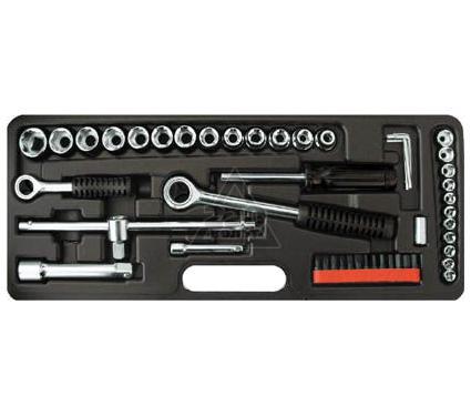 Набор инструментов в ложементе, 52 предмета FIT 65053