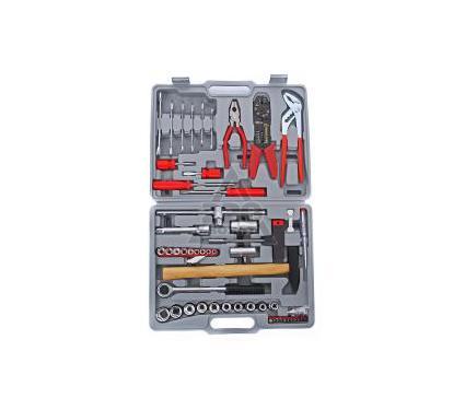 Набор инструментов в чемодане, 100 предметов FIT 65100