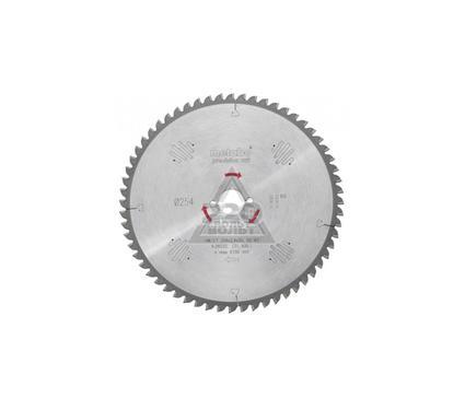 Диск пильный твердосплавный METABO 216 X 20 X 30