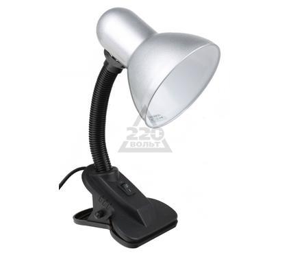 Лампа настольная СТАРТ СТ 03 серебро/черный цвет