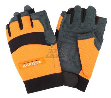 Перчатки ПВХ STURM! 8054-02-XL