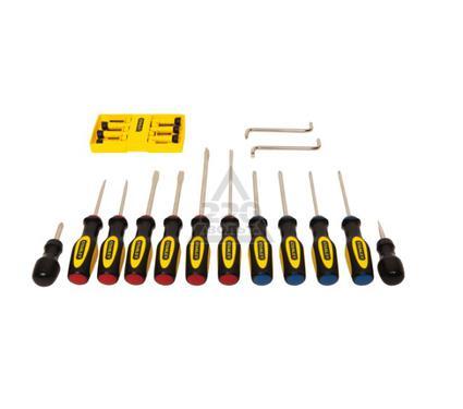 Набор отверток для точных работ, 2 шт. STANLEY BASIC 0-60-220