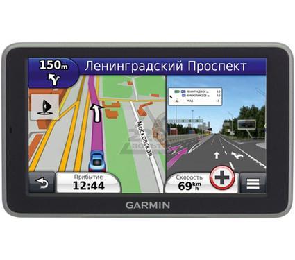 Навигатор GARMIN NUVI 150LMT