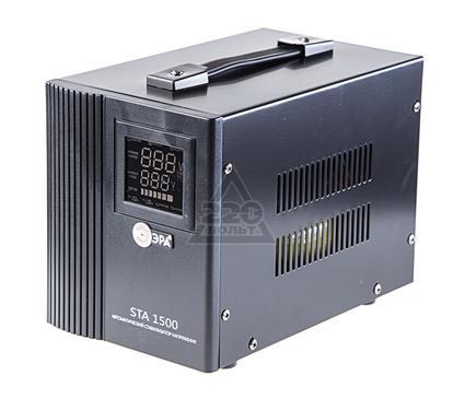 Стабилизатор напряжения ЭРА STA-1500