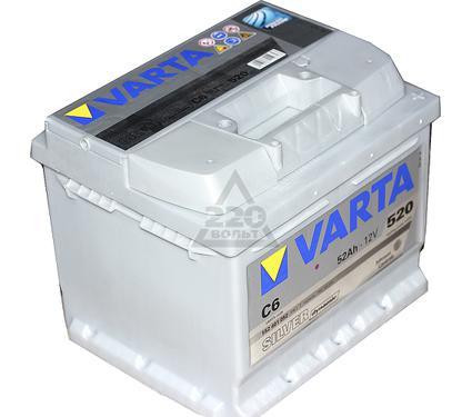 Аккумулятор автомобильный VARTA SILVER dynamic 552 401 052