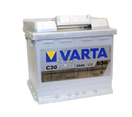Аккумулятор VARTA SILVER dynamic 554 400 053