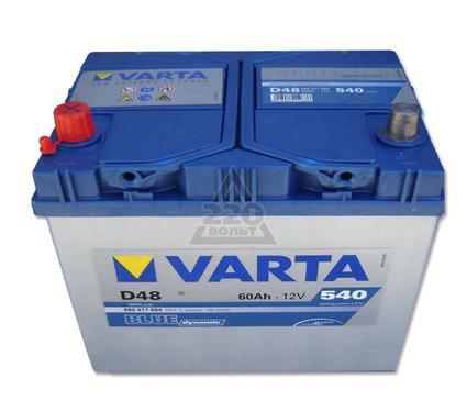 Аккумулятор VARTA BLUE dynamic 560 411 054