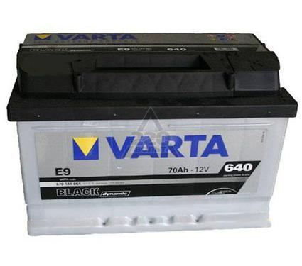 Аккумулятор VARTA BLACK dynamic 570 144 064