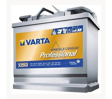Аккумулятор VARTA Professional Deep Cycle AGM 830 060 037